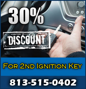 Car Locksmith Tampa FL Coupon